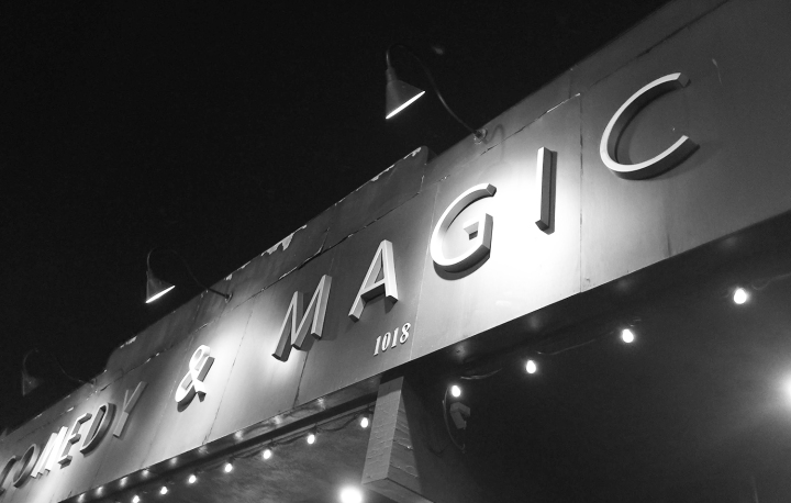 The Comedy & Magic Club (39周年記念のスペシャルイベント)