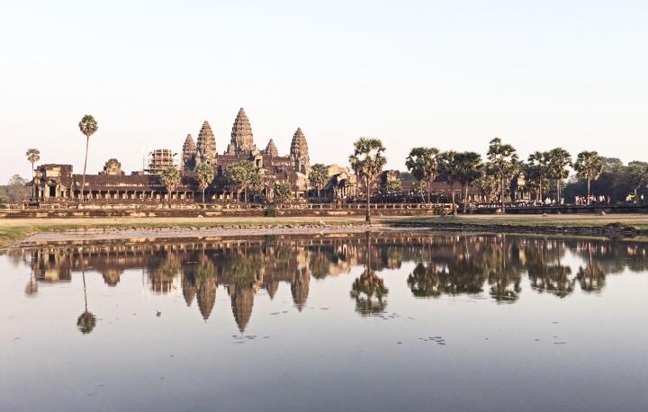 Cambodia Trip (カンボジア旅行の思い出)