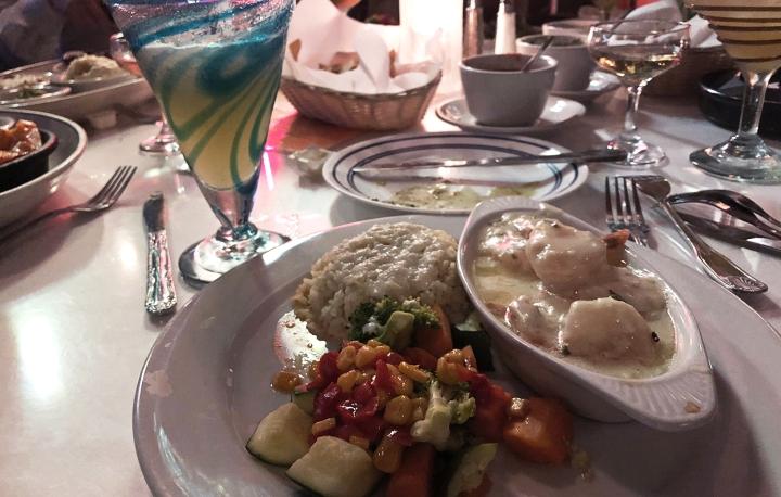 Casablanca in Venice (仲良し4夫婦と一緒にメキシコ料理ディナー)